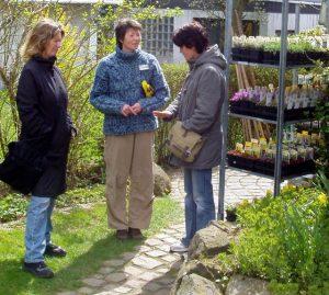 Gartenberatung Westerwald mit Gartenarchitektin Sonja Ziegler