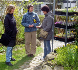 Gartenberatung in Dierdorf mit Gartenarchitektin Sonja Ziegler