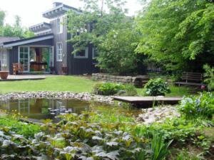 Garten-Schwimmteich