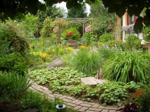 Vorgarten Gartengestaltung