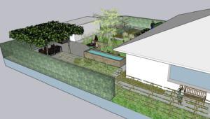3D Garten